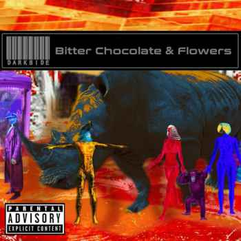 Bitter Chocolate & Flowers
